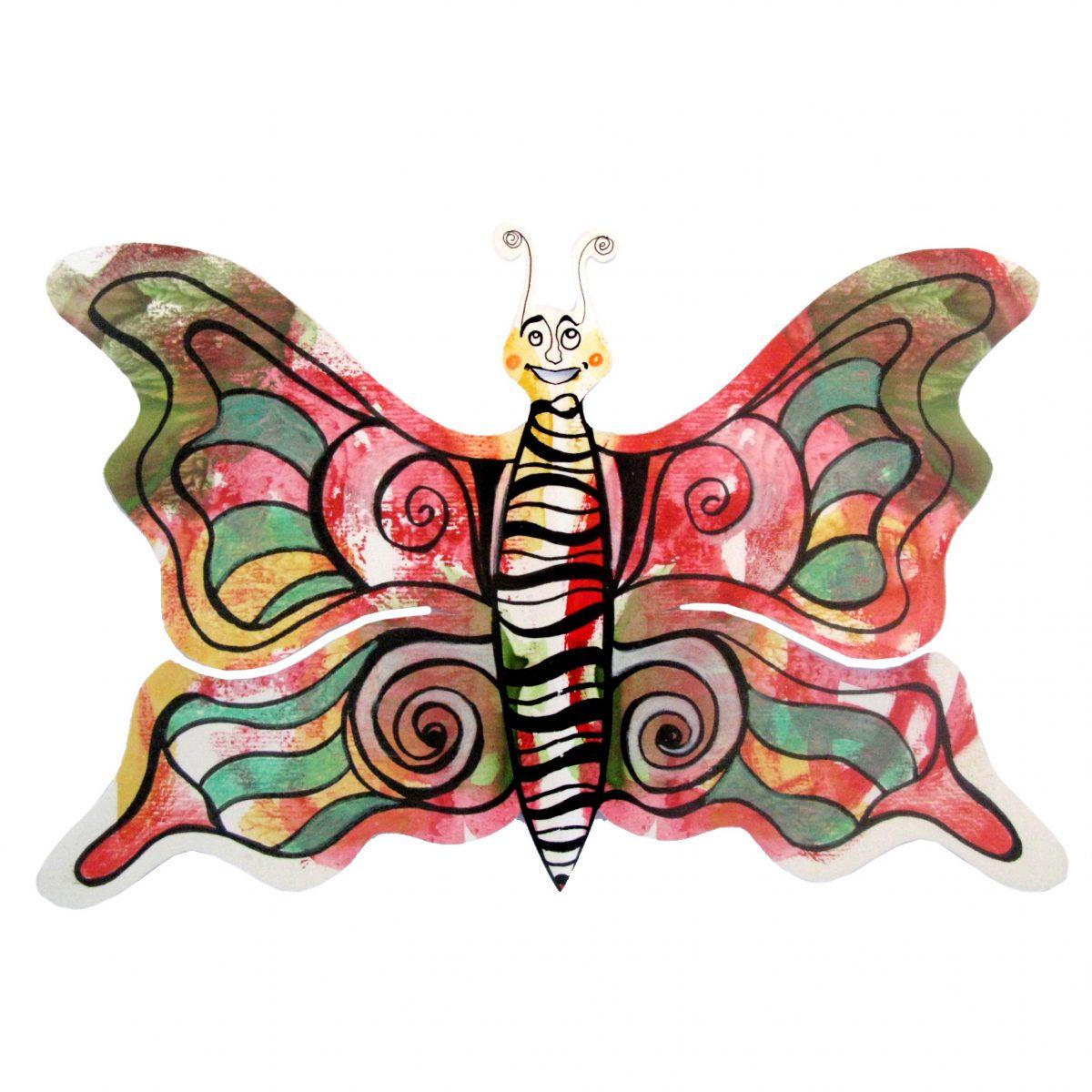 papillon-impression